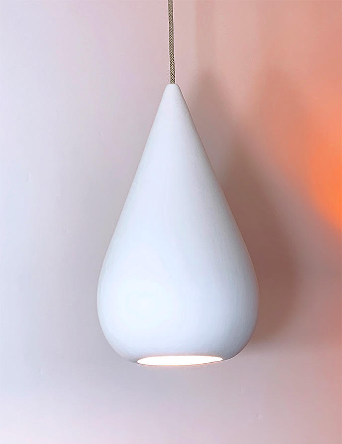 white pod