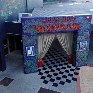 creatures nextdoor