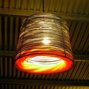 Wire & Beer-line Lanterns