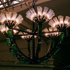 zora chandelier